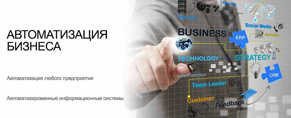 Автоматизация бизнеса УСУ